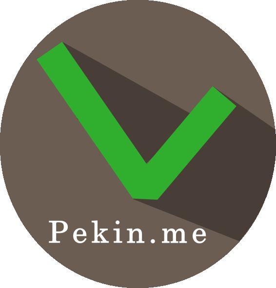 Логотип для компании pekin.me - дизайнер IlyaKU