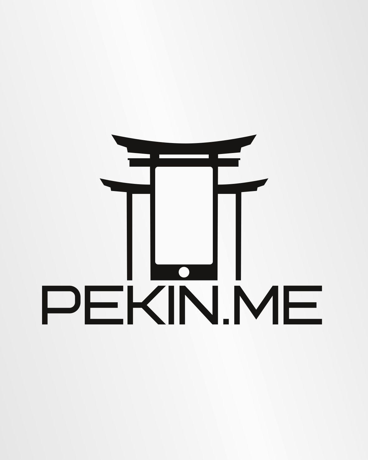 Логотип для компании pekin.me - дизайнер Krupicki