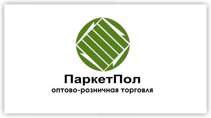 Лого и фирменный стиль компании по продаже паркета - дизайнер markosov