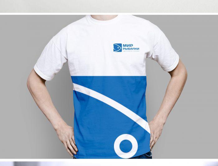 Логотип рыболовного магазина - дизайнер GreenRed