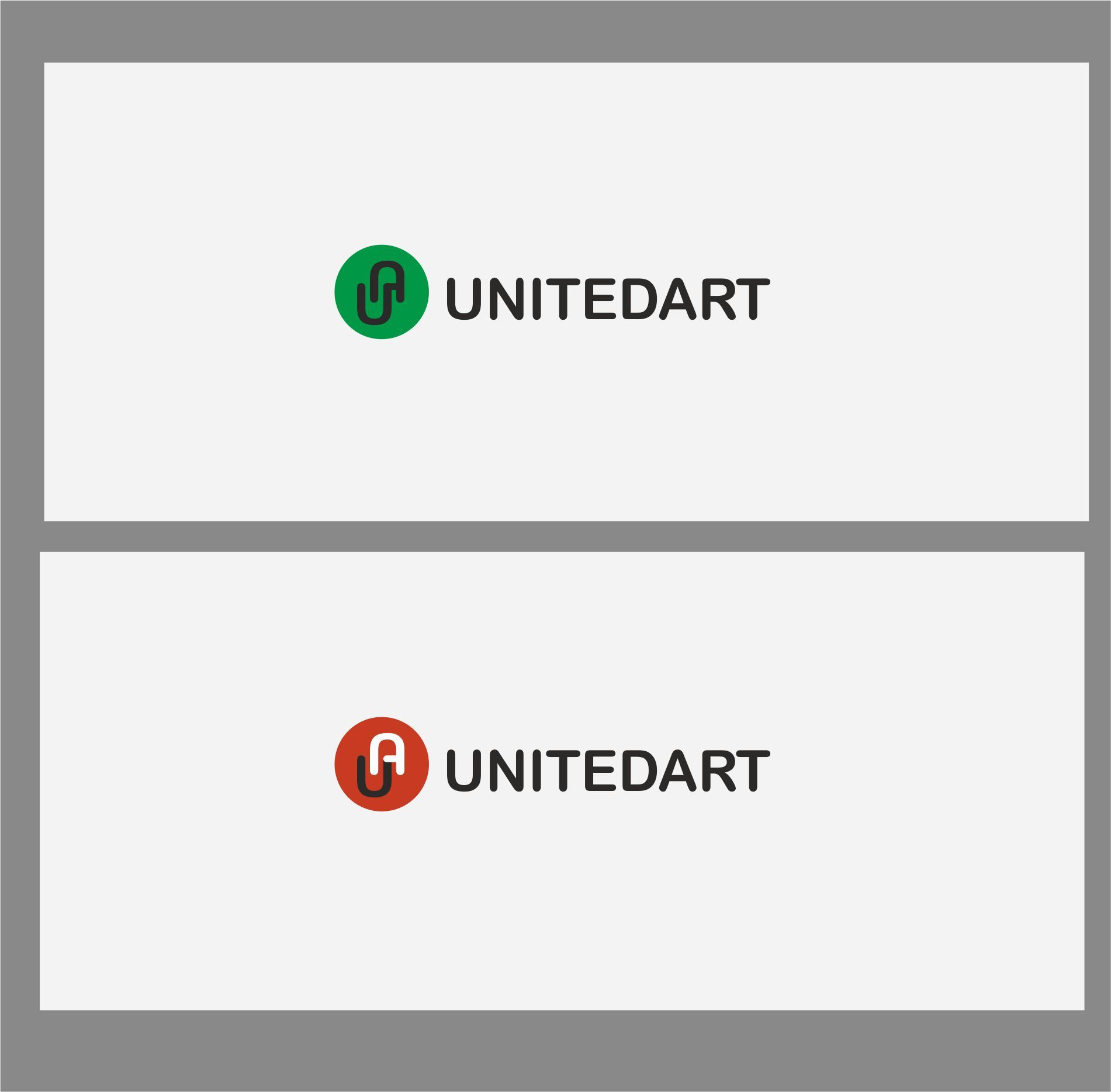 Логотип для компании United Art - дизайнер dbyjuhfl