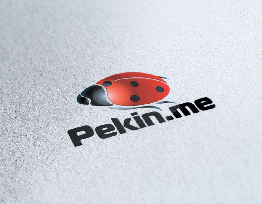Логотип для компании pekin.me - дизайнер zhutol