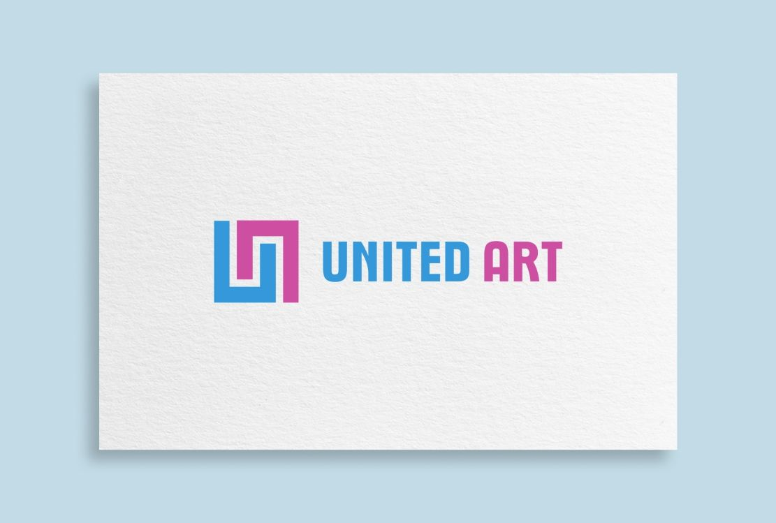 Логотип для компании United Art - дизайнер hpya