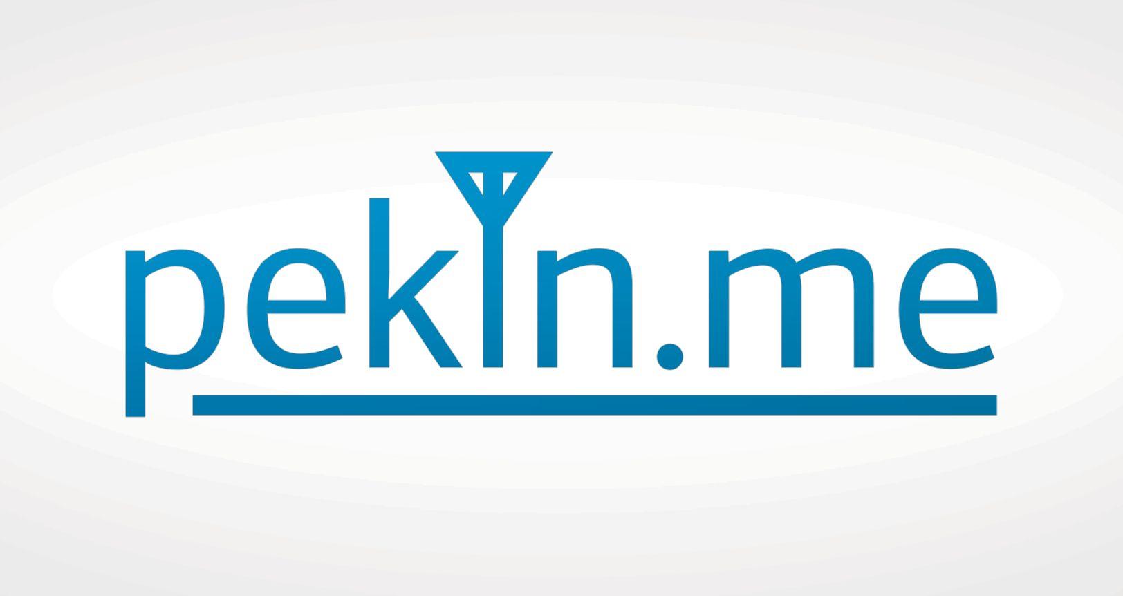 Логотип для компании pekin.me - дизайнер Leo