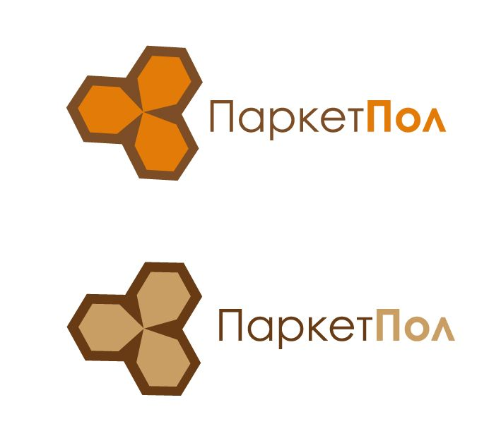 Лого и фирменный стиль компании по продаже паркета - дизайнер ms-katrin07