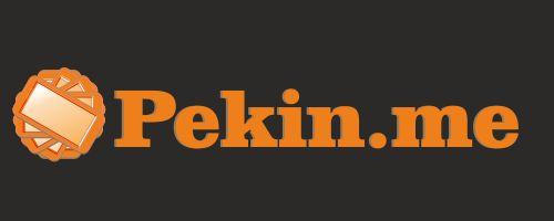 Логотип для компании pekin.me - дизайнер Marselsir