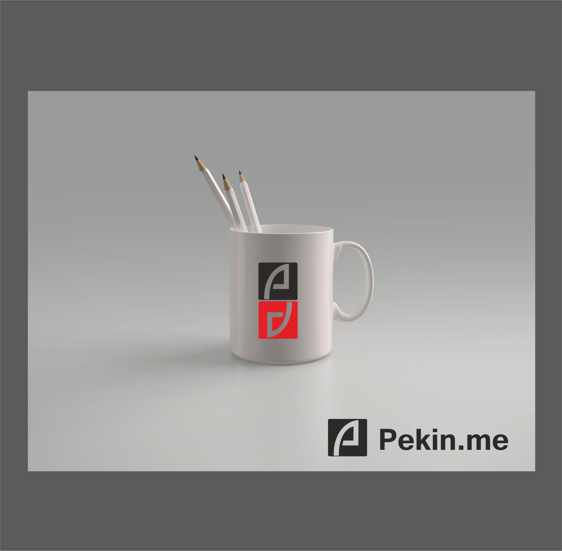 Логотип для компании pekin.me - дизайнер dbyjuhfl