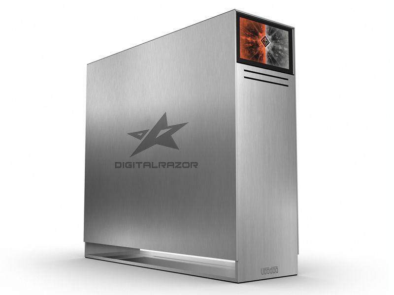 Фирменный стиль для студии HI-END компьютеров - дизайнер stanislav-vir