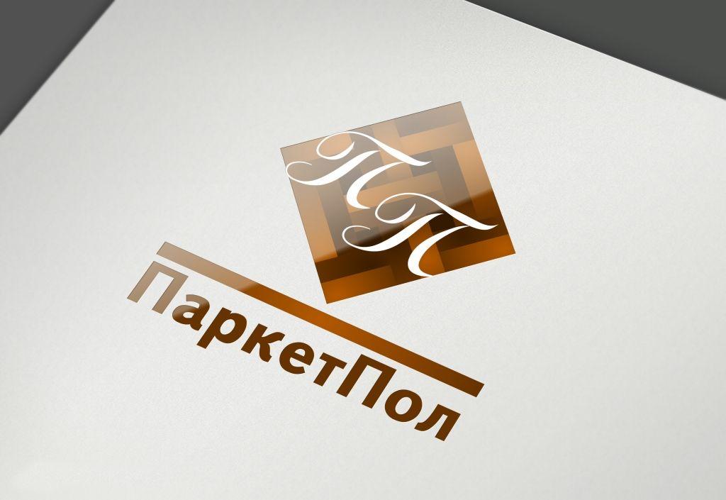 Лого и фирменный стиль компании по продаже паркета - дизайнер Keroberas