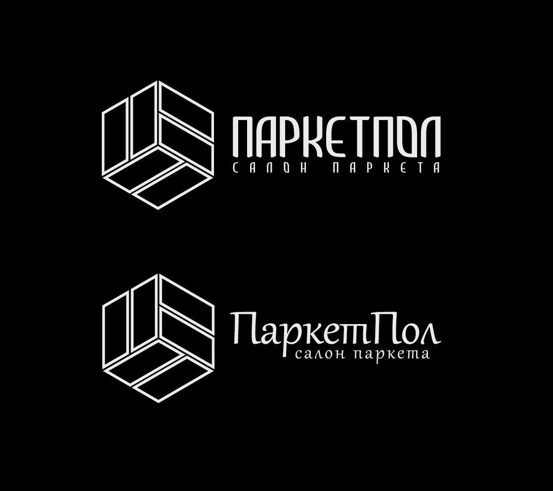 Лого и фирменный стиль компании по продаже паркета - дизайнер epsylonart