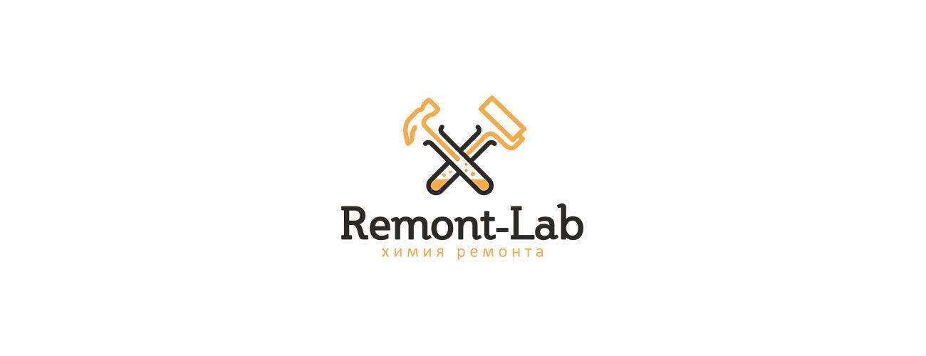 Разработка логотипа компании по ремонту и дизайну - дизайнер NIL555
