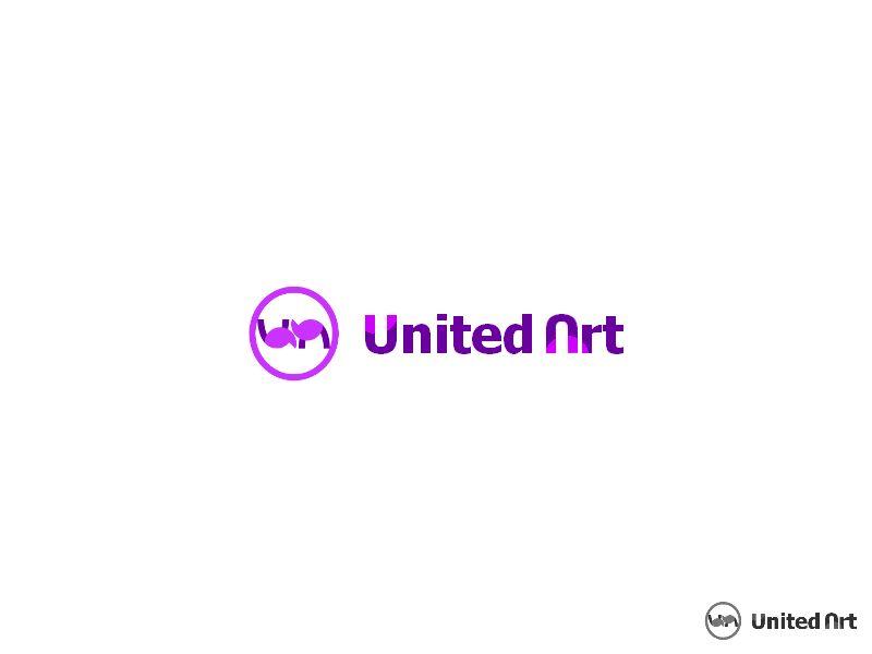 Логотип для компании United Art - дизайнер GQmyteam