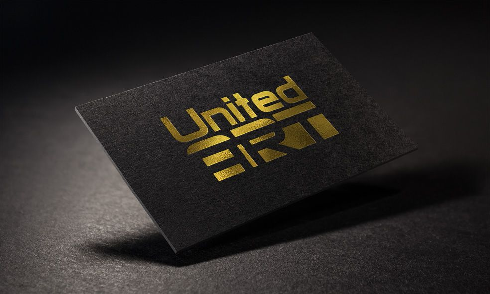 Логотип для компании United Art - дизайнер telenoki