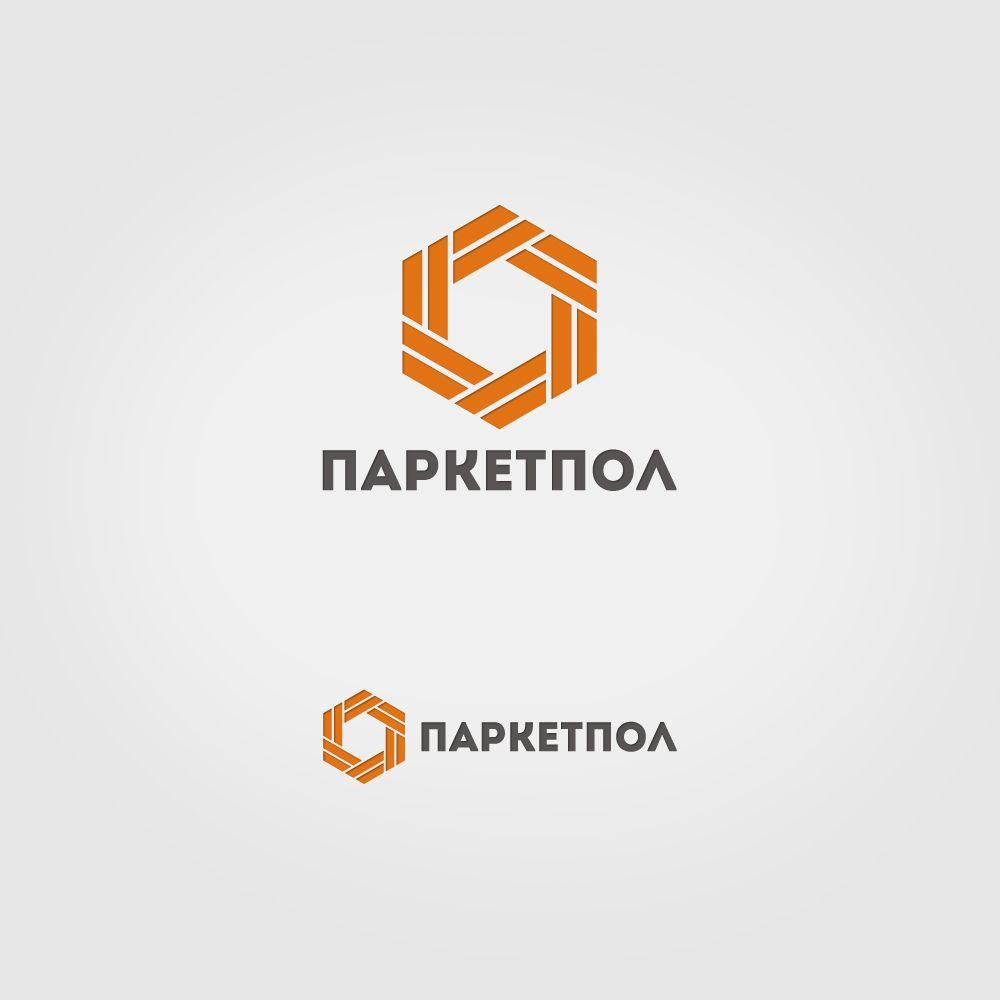 Лого и фирменный стиль компании по продаже паркета - дизайнер mz777