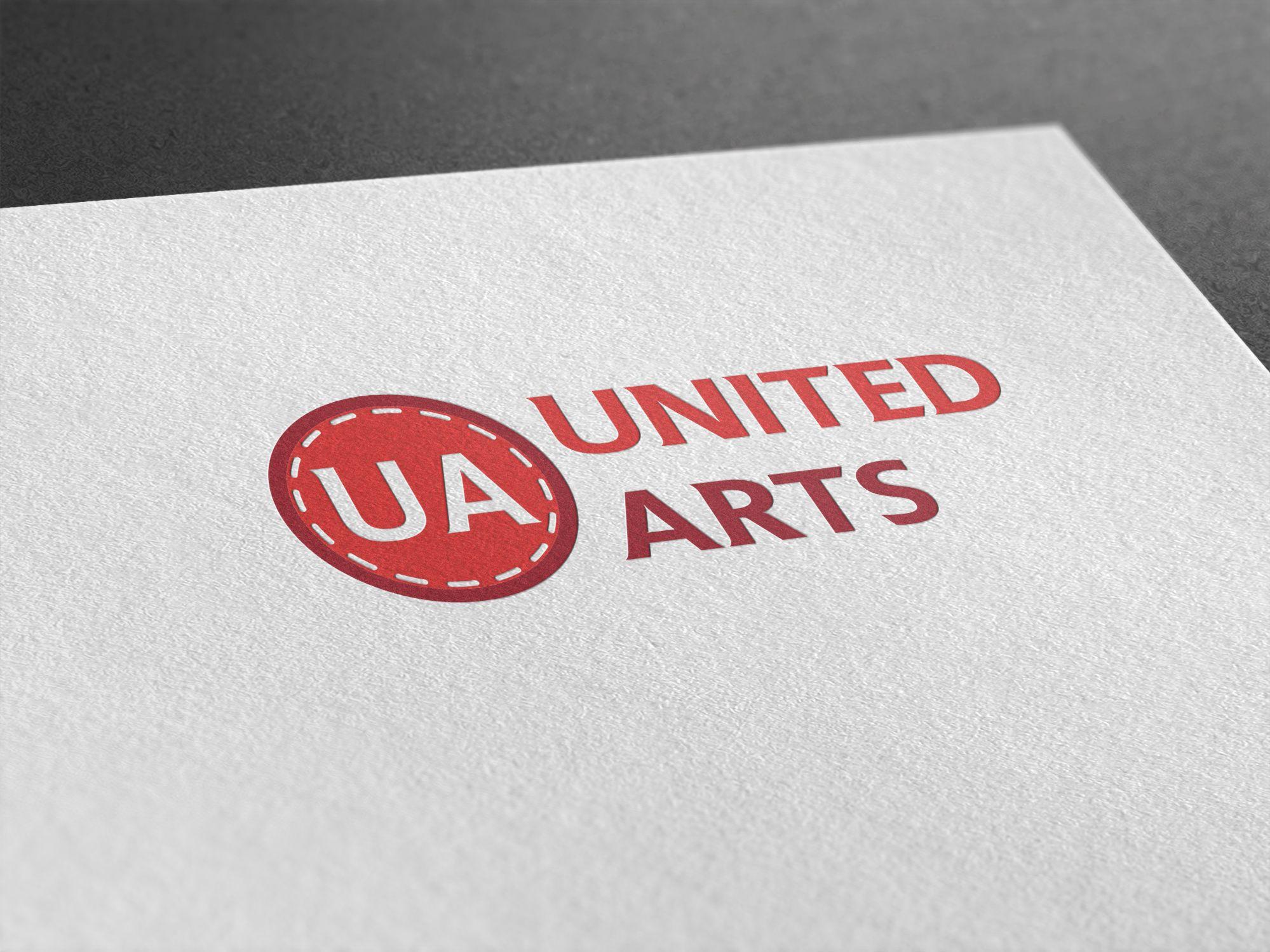 Логотип для компании United Art - дизайнер U4po4mak