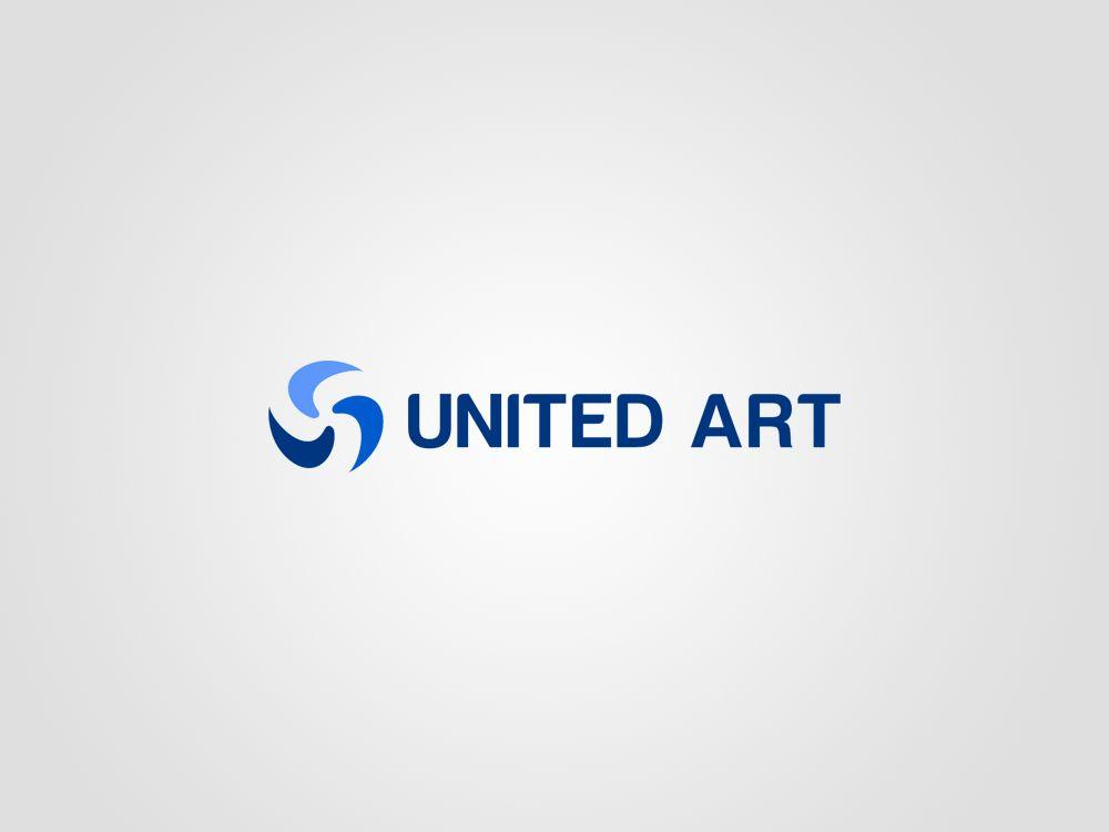 Логотип для компании United Art - дизайнер CyberGeek