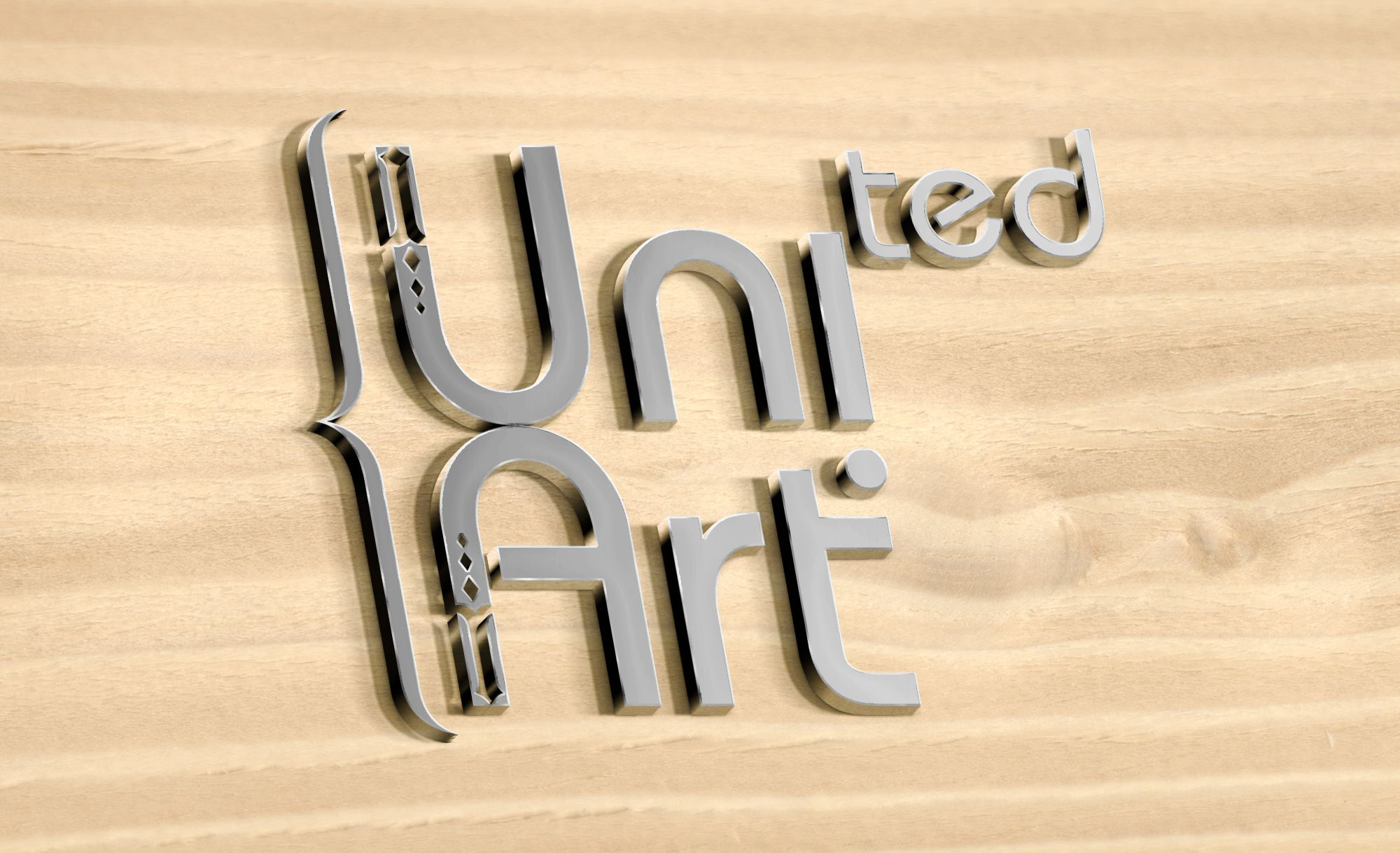 Логотип для компании United Art - дизайнер Gas-Min