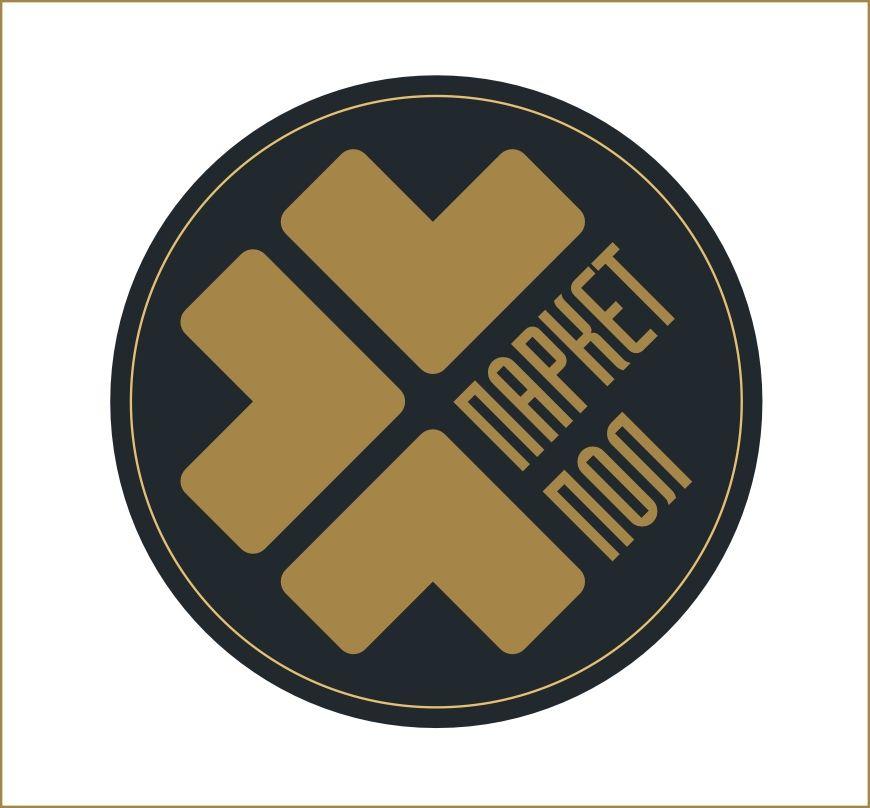 Лого и фирменный стиль компании по продаже паркета - дизайнер chudoriba