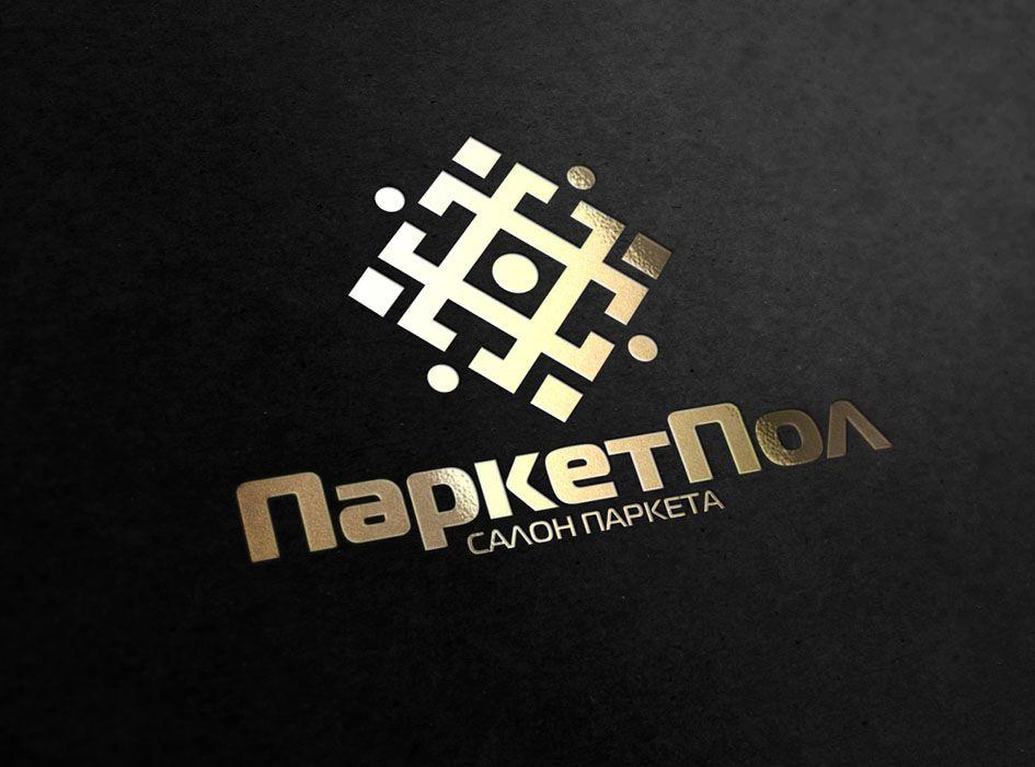 Лого и фирменный стиль компании по продаже паркета - дизайнер zhutol