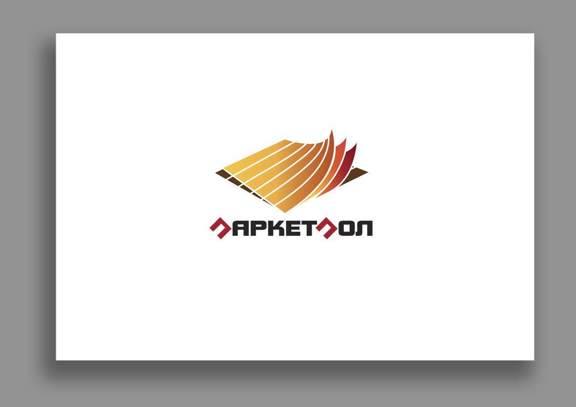 Лого и фирменный стиль компании по продаже паркета - дизайнер indus-v-v