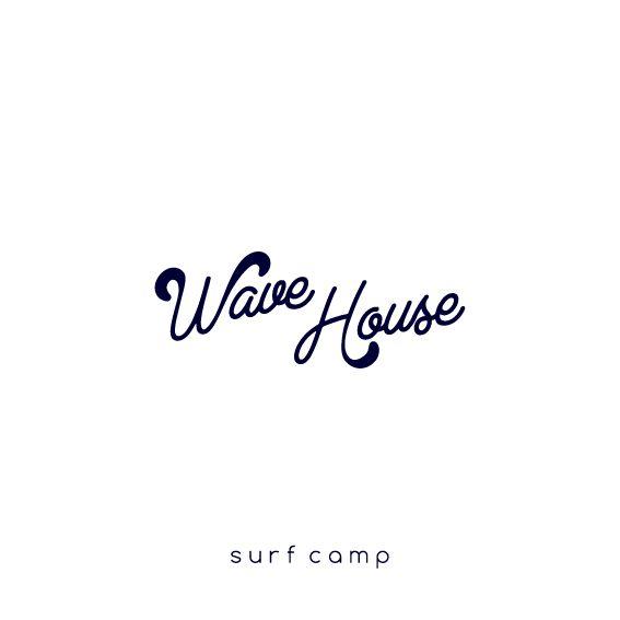 Редизайн логотипа для серф-кэмпа на Бали - дизайнер Ummmk