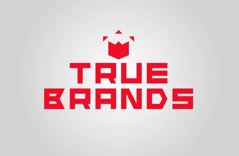 Фирменный стиль для интернет-магазина TrueBrands - дизайнер Stoliar_Dasha