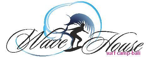Редизайн логотипа для серф-кэмпа на Бали - дизайнер vkusnyashka