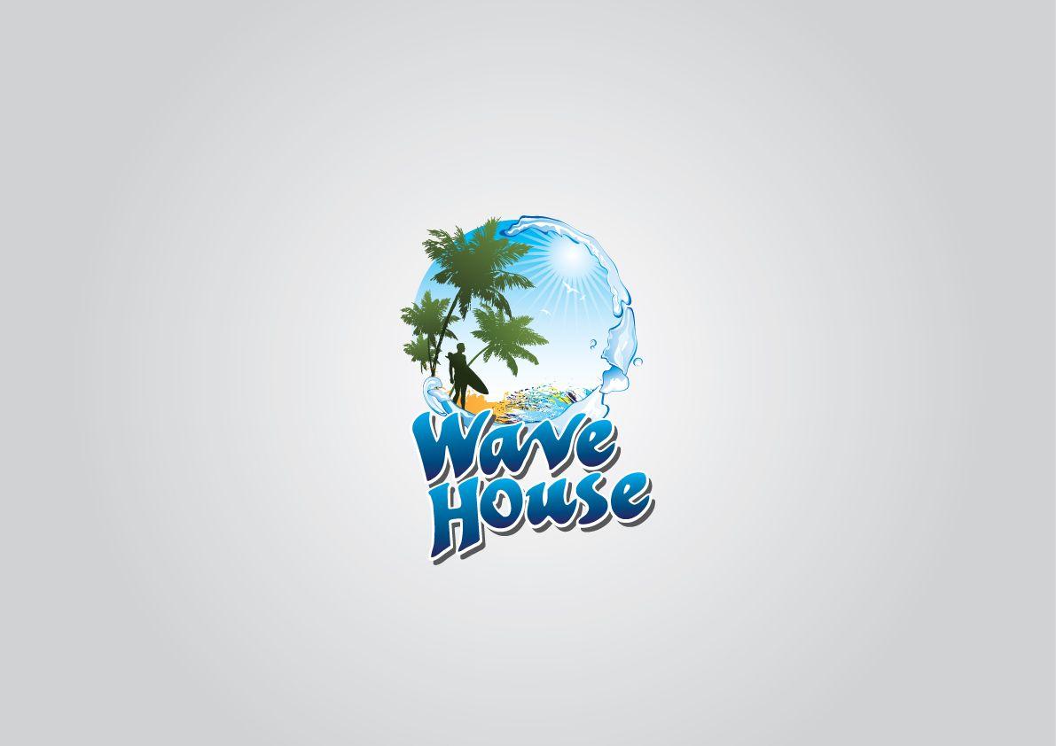 Редизайн логотипа для серф-кэмпа на Бали - дизайнер Erlan84