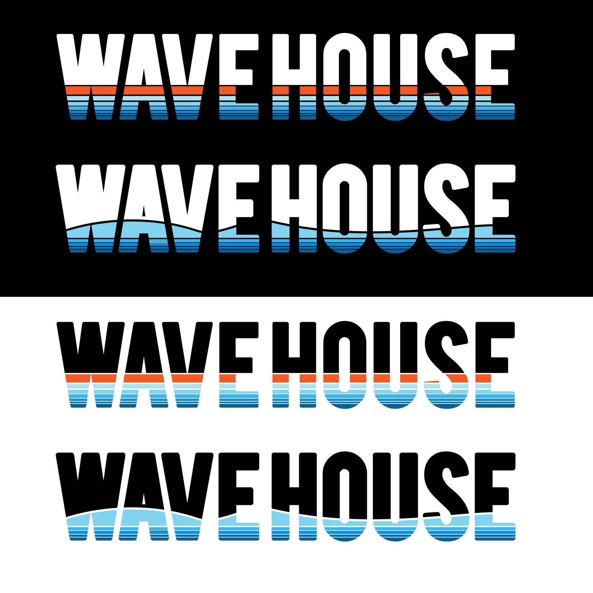 Редизайн логотипа для серф-кэмпа на Бали - дизайнер theonewhosaves