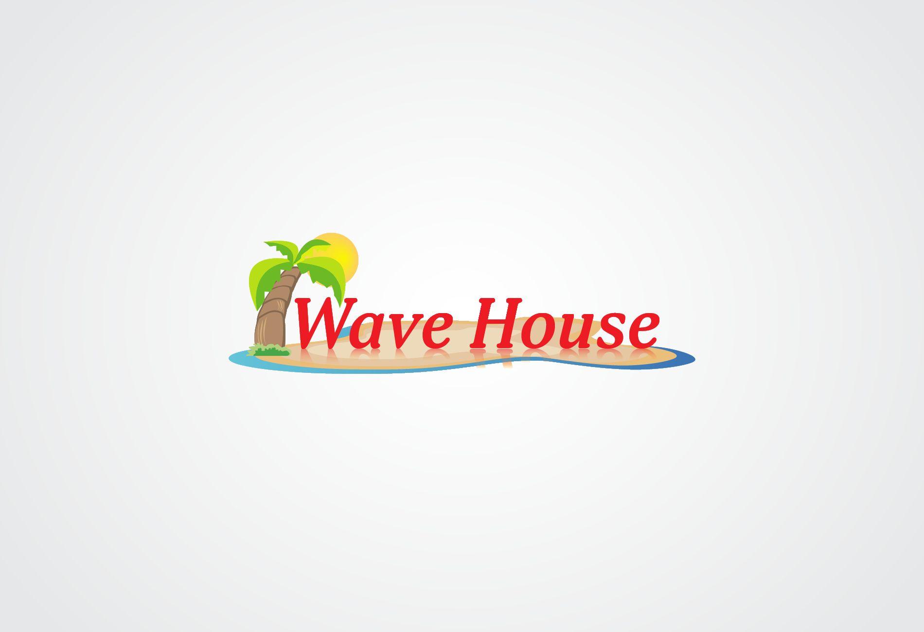 Редизайн логотипа для серф-кэмпа на Бали - дизайнер PUPIK