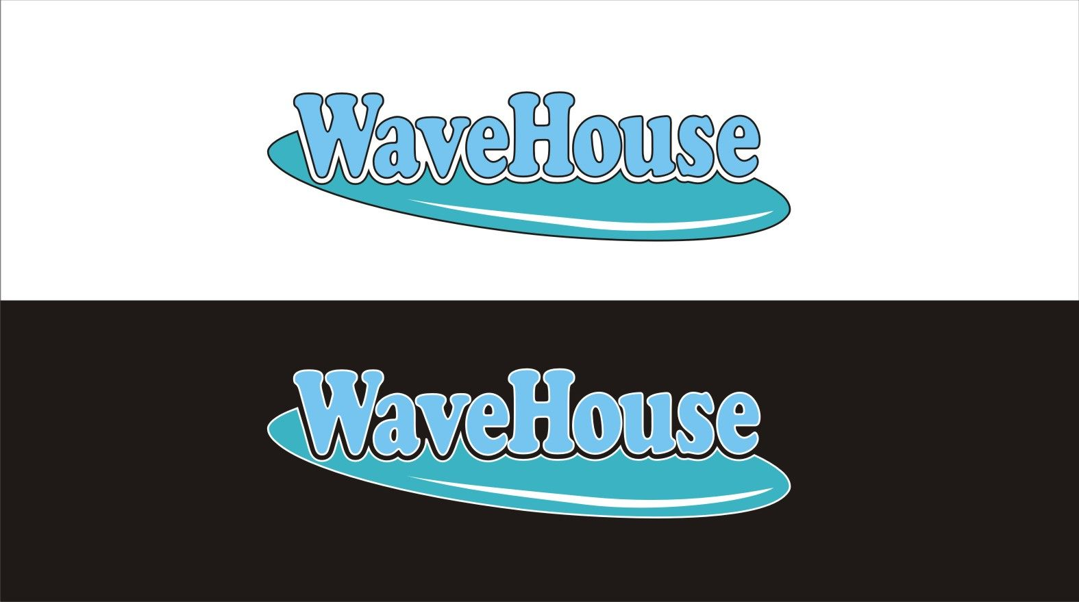 Редизайн логотипа для серф-кэмпа на Бали - дизайнер Evgenia_021