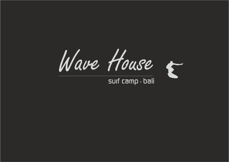 Редизайн логотипа для серф-кэмпа на Бали - дизайнер sv58