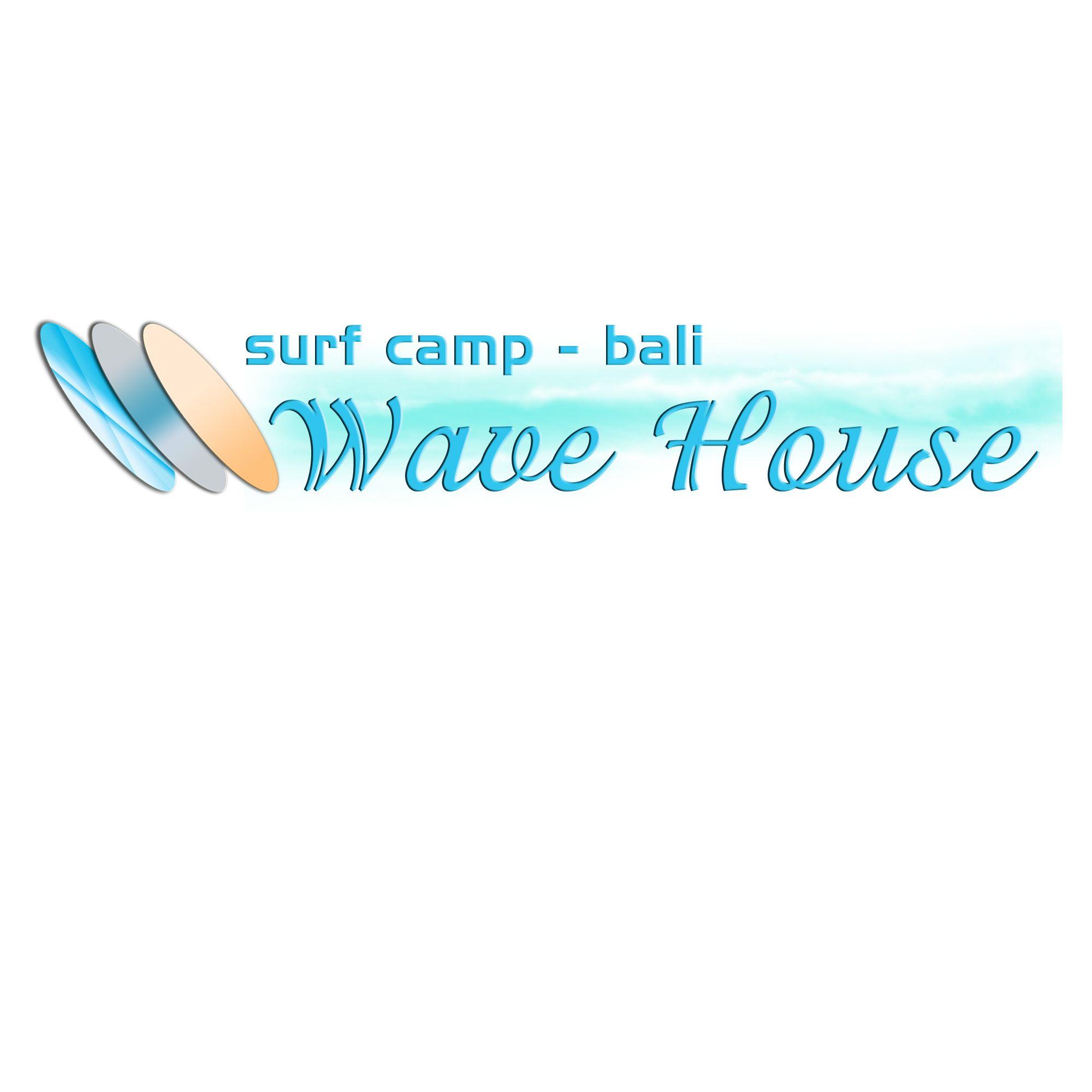 Редизайн логотипа для серф-кэмпа на Бали - дизайнер vanakim