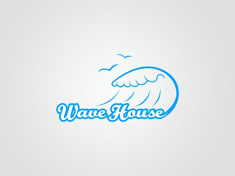 Редизайн логотипа для серф-кэмпа на Бали - дизайнер CyberGeek