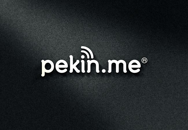 Логотип для компании pekin.me - дизайнер Grotesq_Art