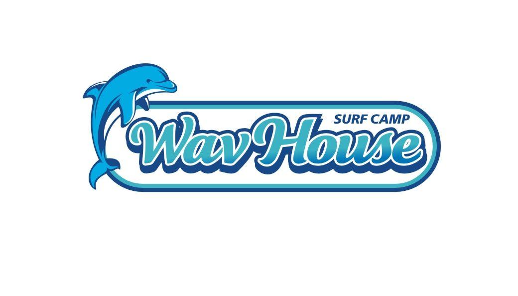 Редизайн логотипа для серф-кэмпа на Бали - дизайнер Olegik882