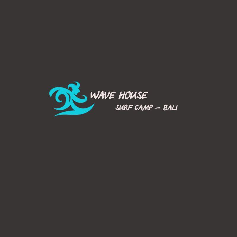 Редизайн логотипа для серф-кэмпа на Бали - дизайнер vyacheslav298