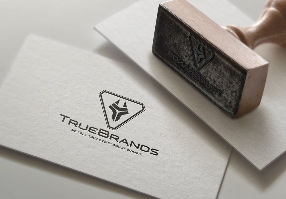Фирменный стиль для интернет-магазина TrueBrands - дизайнер mz777