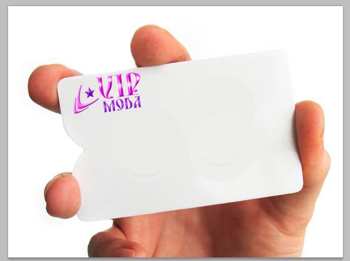 Лого и фирменный стиль компании ВИПМОДА  - дизайнер Banzay89