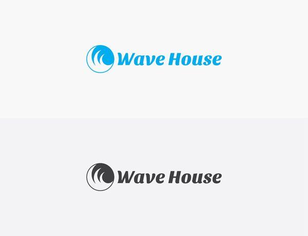 Редизайн логотипа для серф-кэмпа на Бали - дизайнер Yarlatnem