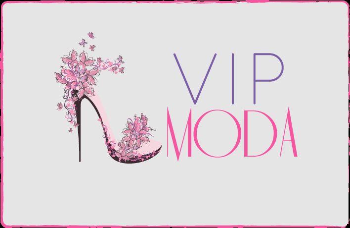 Лого и фирменный стиль компании ВИПМОДА  - дизайнер WRybka