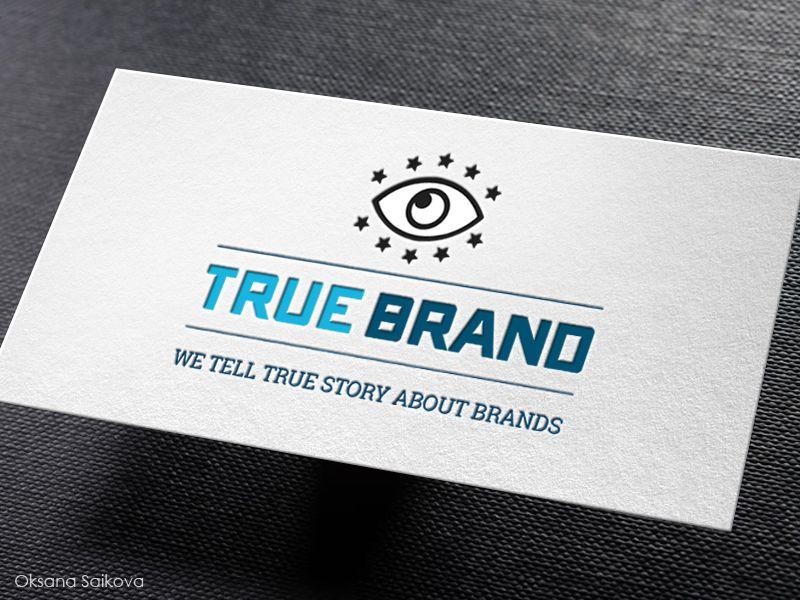 Фирменный стиль для интернет-магазина TrueBrands - дизайнер DesignerKseniya