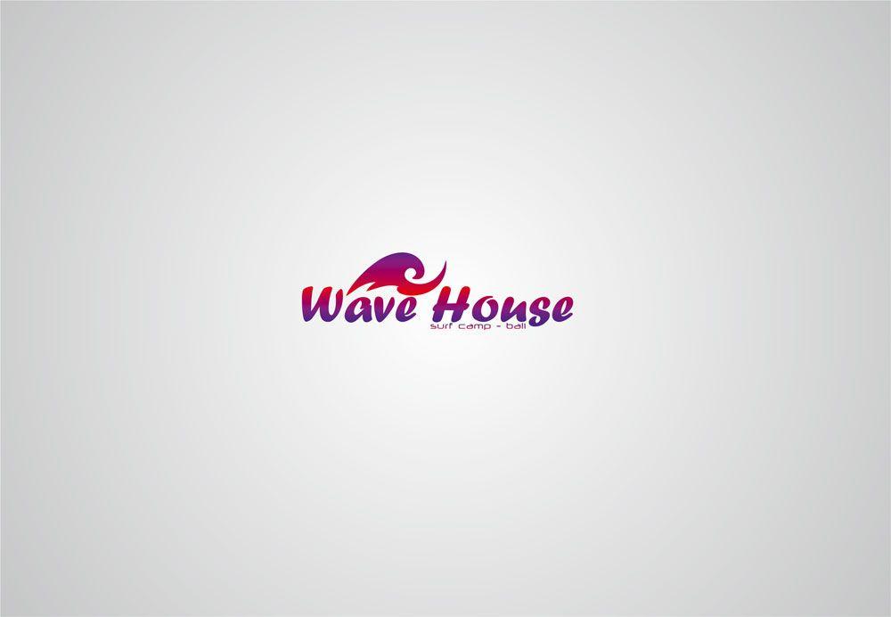 Редизайн логотипа для серф-кэмпа на Бали - дизайнер evgeniamng