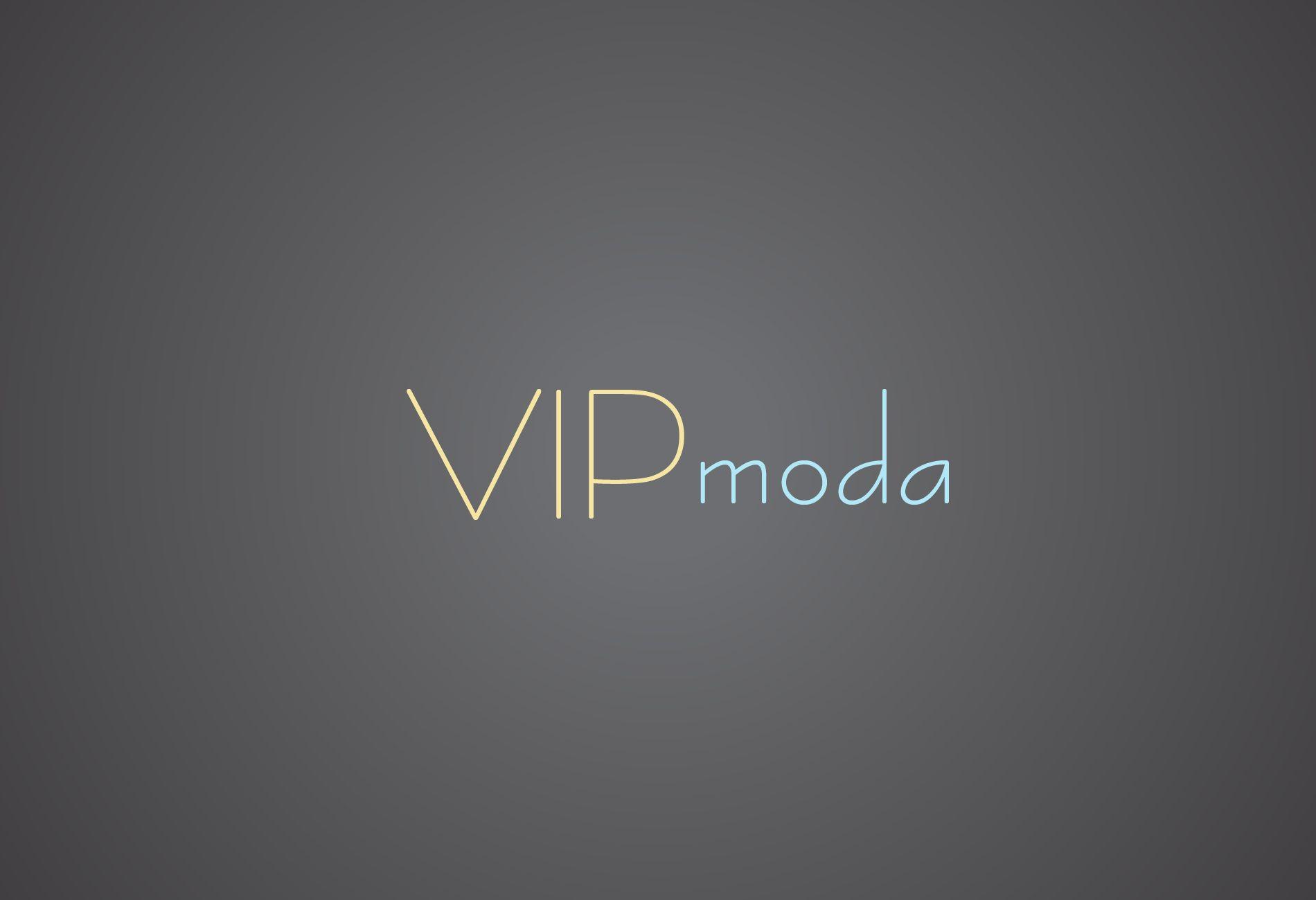 Лого и фирменный стиль компании ВИПМОДА  - дизайнер PUPIK