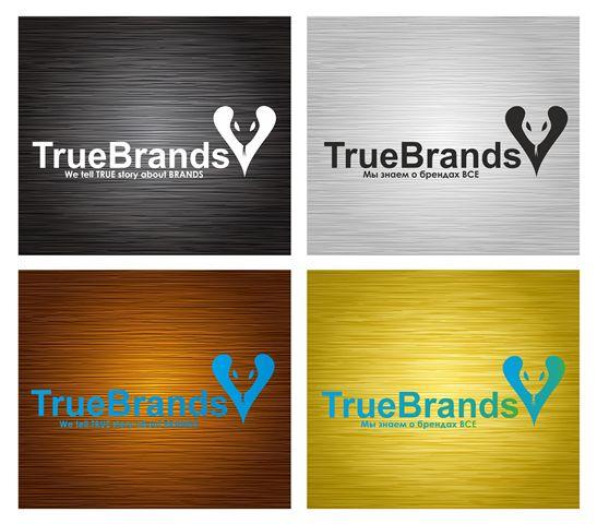 Фирменный стиль для интернет-магазина TrueBrands - дизайнер smokey