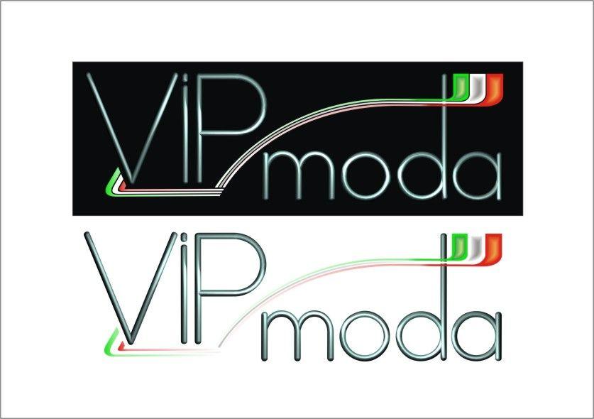 Лого и фирменный стиль компании ВИПМОДА  - дизайнер managaz