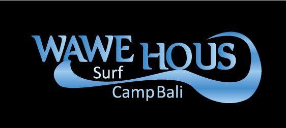 Редизайн логотипа для серф-кэмпа на Бали - дизайнер kinomankaket
