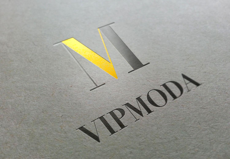 Лого и фирменный стиль компании ВИПМОДА  - дизайнер mischa3