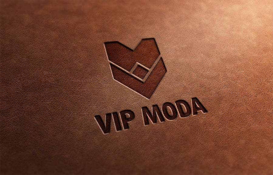 Лого и фирменный стиль компании ВИПМОДА  - дизайнер VF-Group