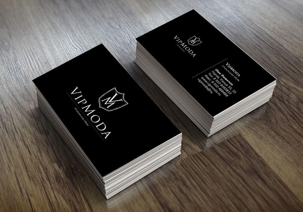 Лого и фирменный стиль компании ВИПМОДА  - дизайнер deco